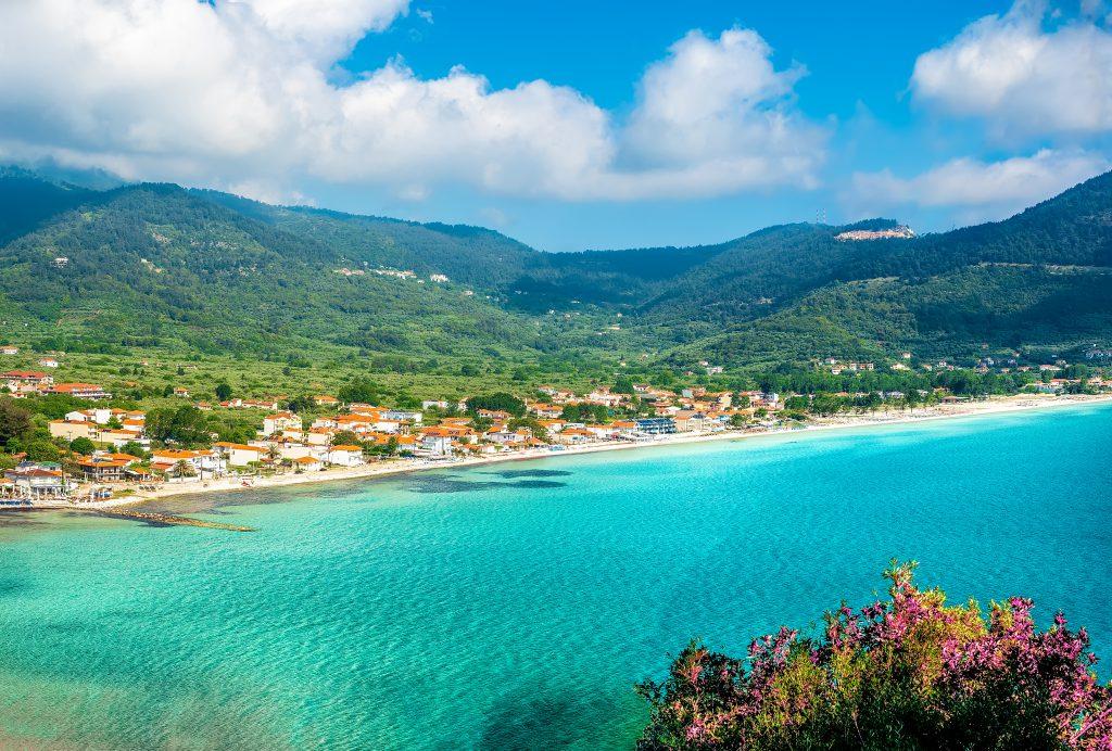 Thassoz Adası, Yunanistan