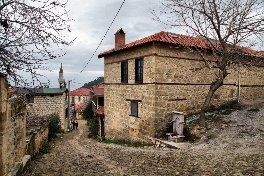 Yeşilyurt Köyü, Çanakkale
