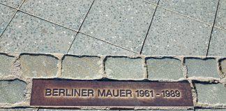Berlin Duvarı Kalıntısı