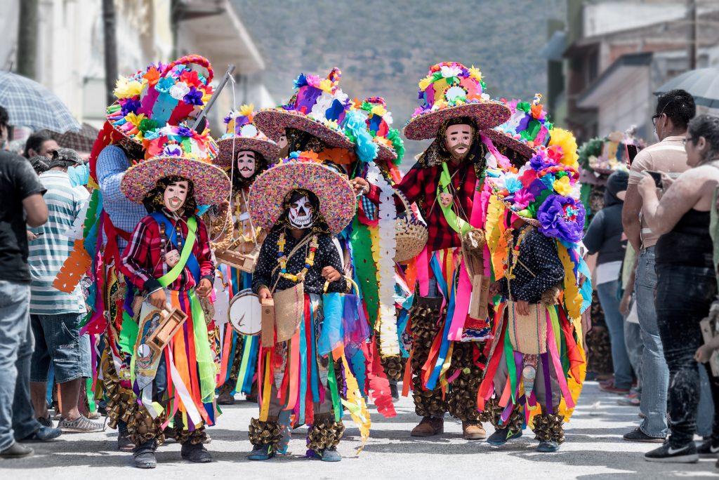 Meksika Karnavalı – Meksika