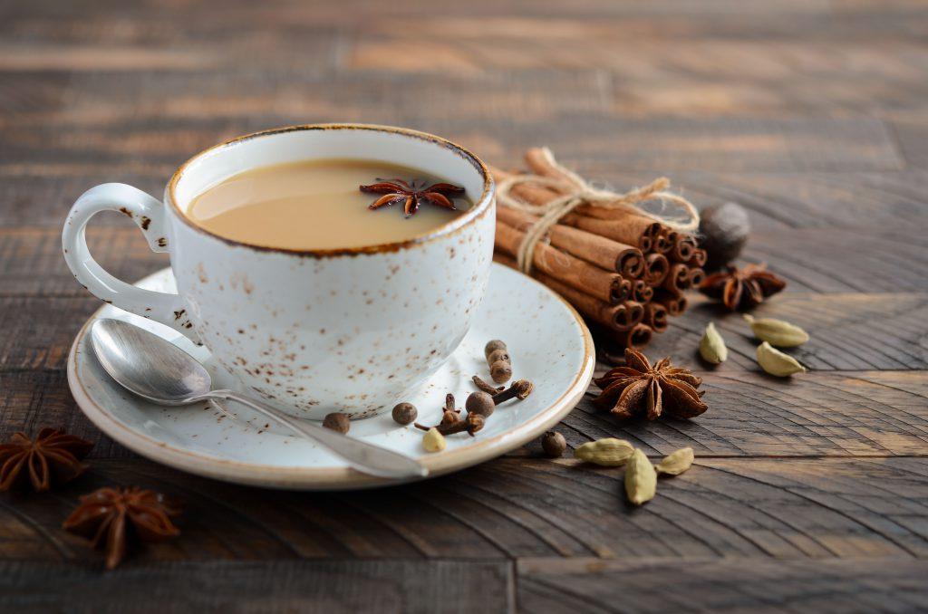 Masala Çayı, Hindistan