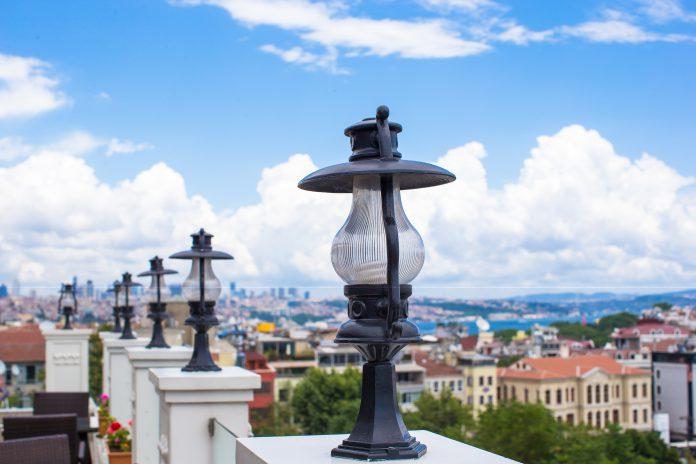 Otel Terası, İstanbul