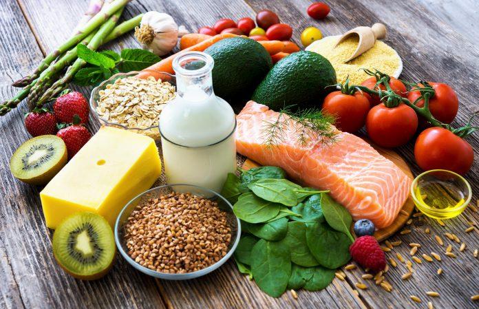 Sağlıklı yiyecekler