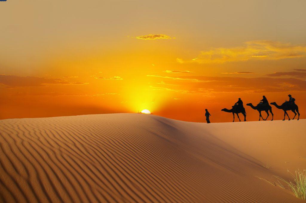 Arabistan Çölü
