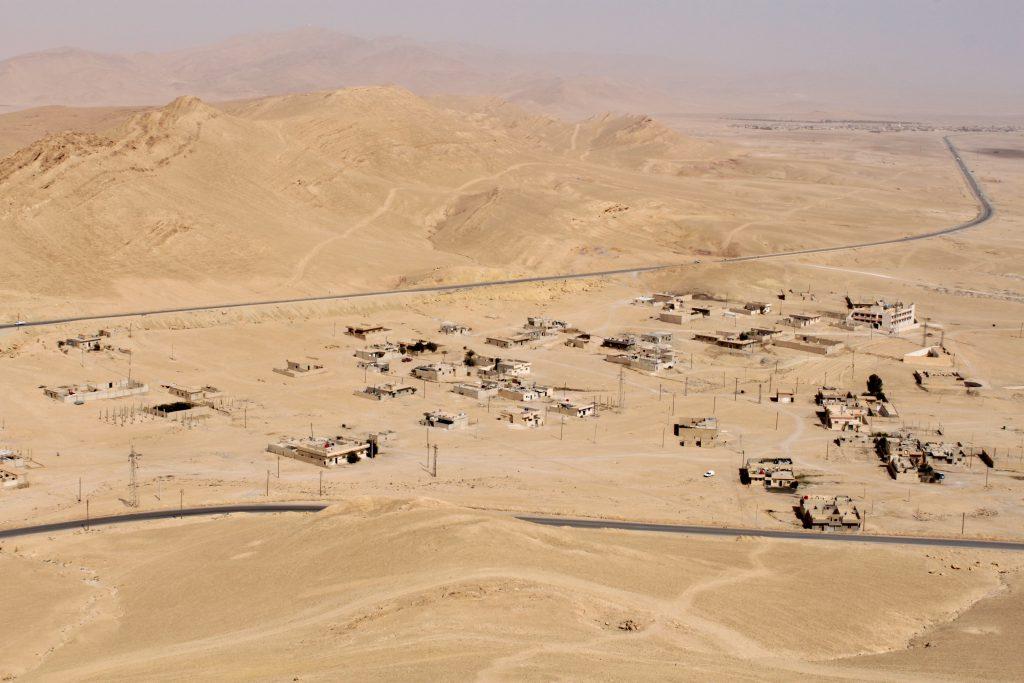 Suriye Çölü