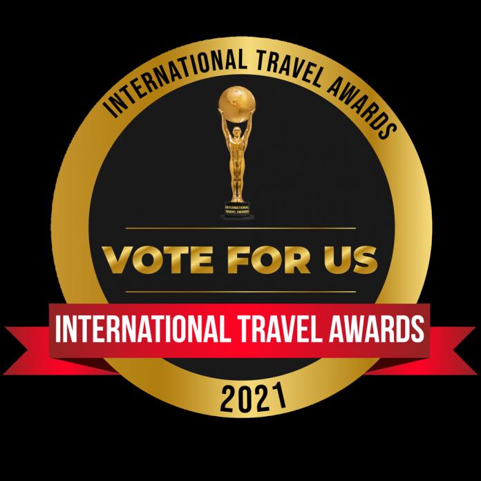 obilet International Travel Awards badge 1