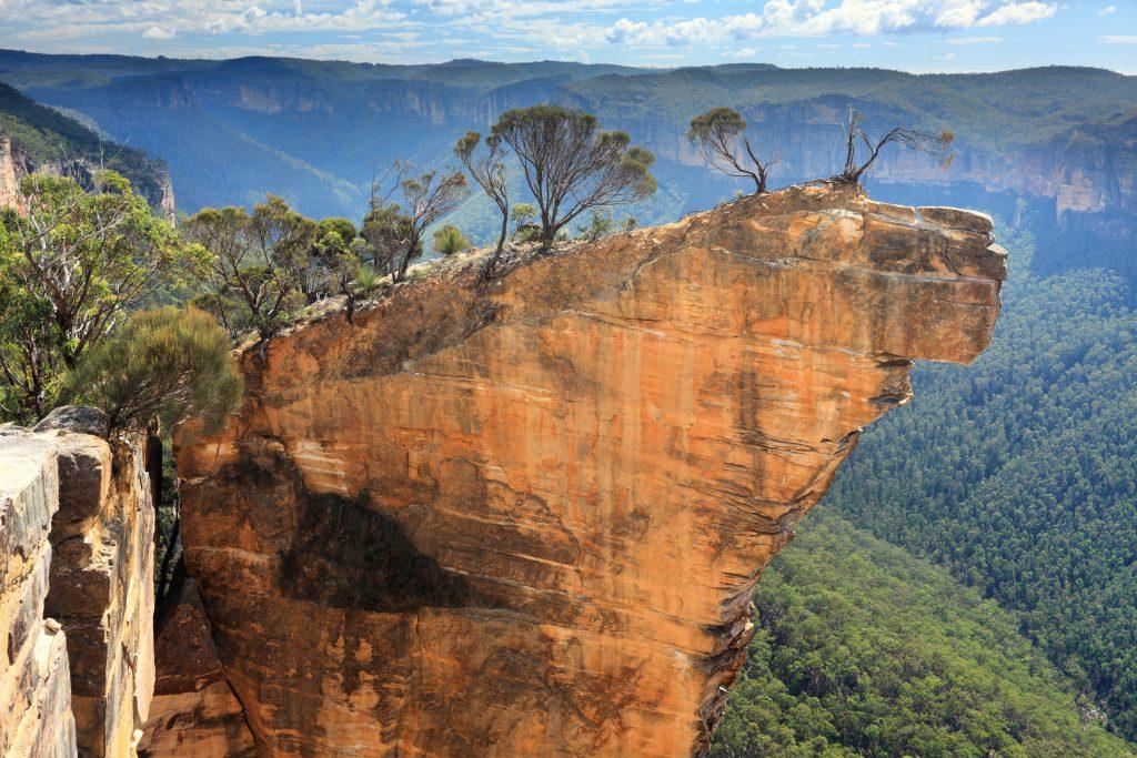 Hanging Kayalıkları, Avustralya
