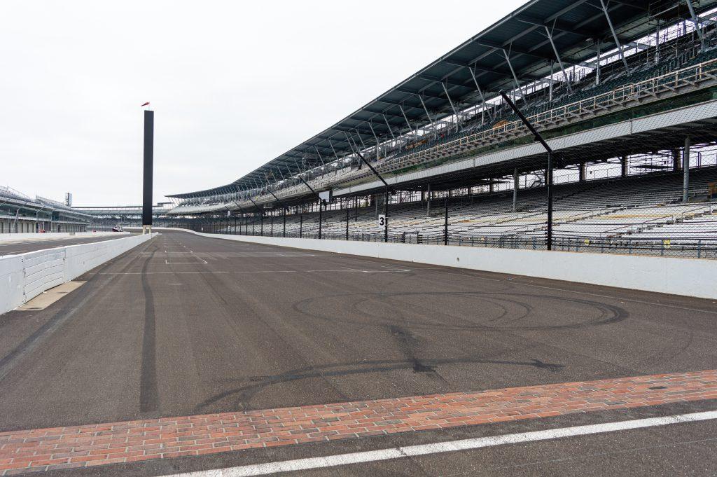 Amerika – Indianapolis Motor Speedway Pisti