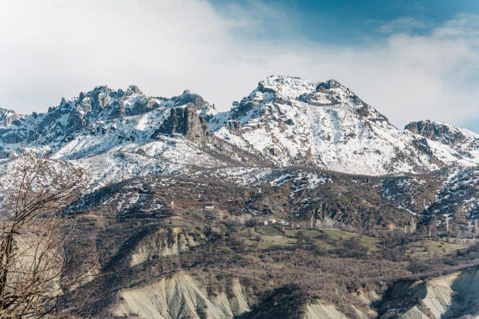 Munzur Dağları, Tunceli