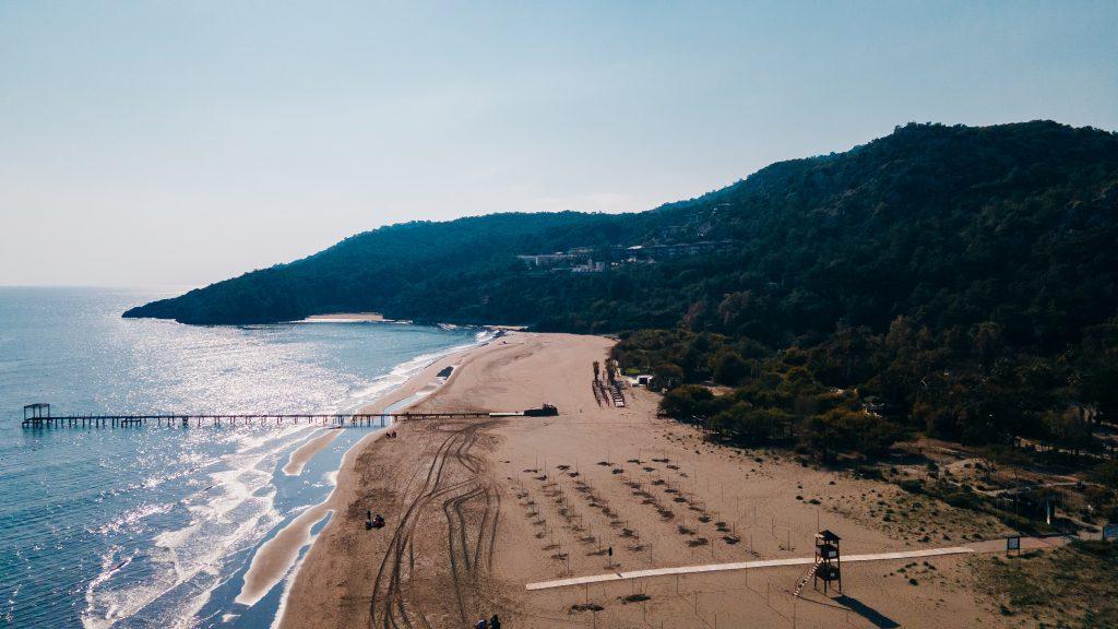 Sarıgerme Plajı, Dalaman